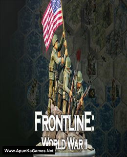 Frontline: World War 2 Cover, Poster, Full Version, PC Game, Download Free