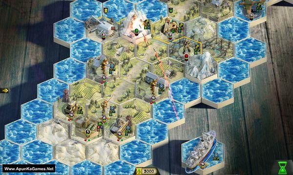 Frontline: World War 2 Screenshot 1, Full Version, PC Game, Download Free