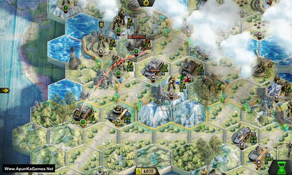 Frontline: World War 2 Screenshot 3, Full Version, PC Game, Download Free