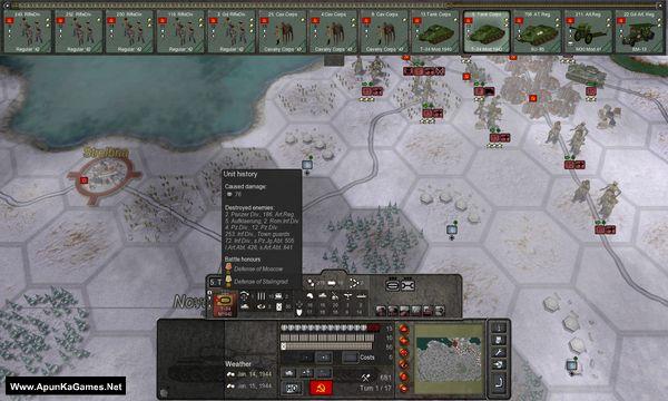 Germany at War: Soviet Dawn Screenshot 1, Full Version, PC Game, Download Free