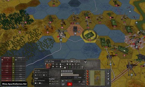 Germany at War: Soviet Dawn Screenshot 2, Full Version, PC Game, Download Free