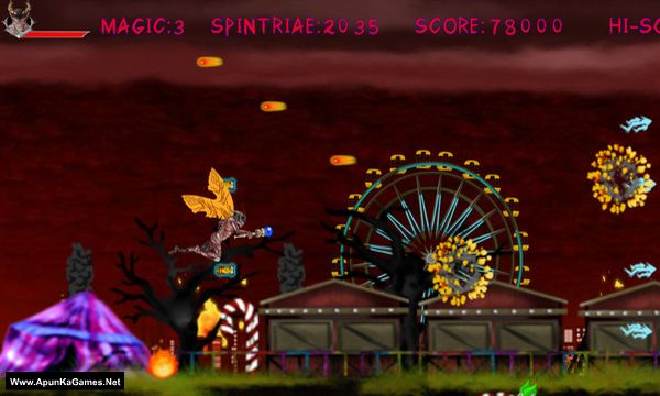 Hell Pages Screenshot 1, Full Version, PC Game, Download Free