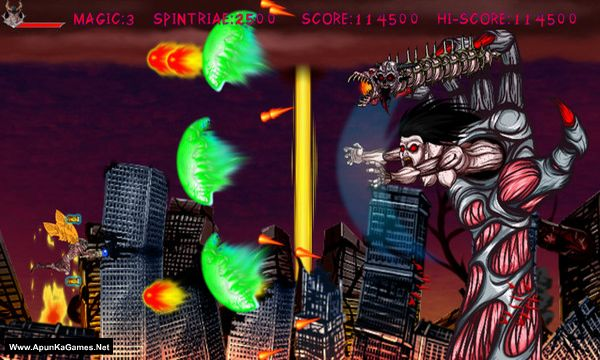 Hell Pages Screenshot 2, Full Version, PC Game, Download Free