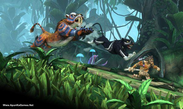 Jet Kave Adventure Screenshot 1, Full Version, PC Game, Download Free