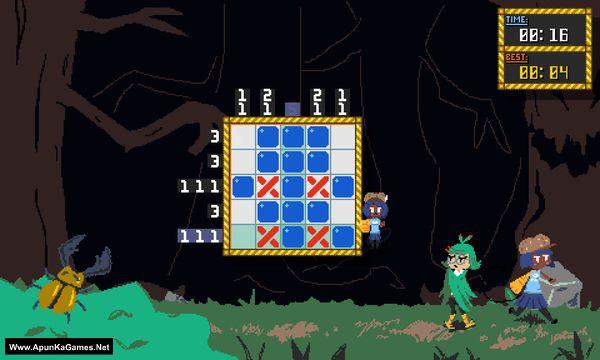 Khimera: Puzzle Island Screenshot 2, Full Version, PC Game, Download Free