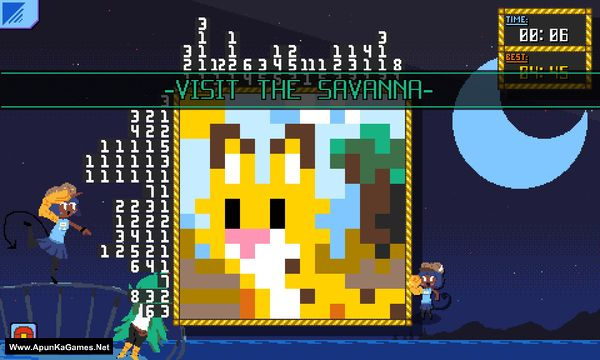 Khimera: Puzzle Island Screenshot 3, Full Version, PC Game, Download Free