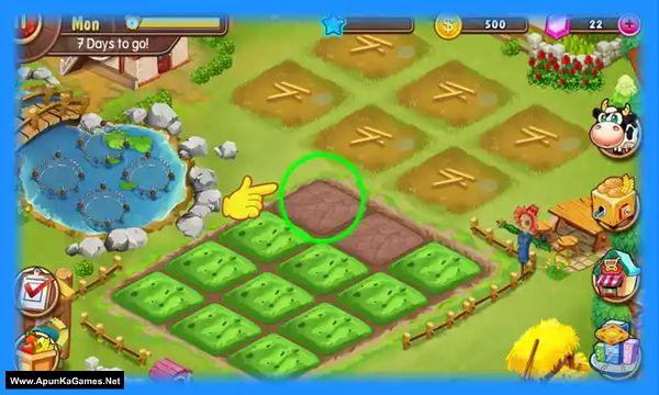 MiniFarm 2020 Screenshot 1, Full Version, PC Game, Download Free