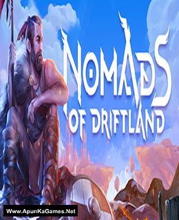 Nomads of Driftland Cover, Poster, Full Version, PC Game, Download Free