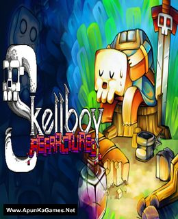 Skellboy Refractured Cover, Poster, Full Version, PC Game, Download Free