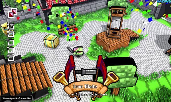 Skellboy Refractured Screenshot 1, Full Version, PC Game, Download Free