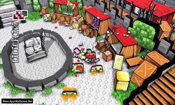 Skellboy Refractured Screenshot 3, Full Version, PC Game, Download Free
