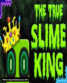The True Slime King Cover, Poster, Full Version, PC Game, Download Free