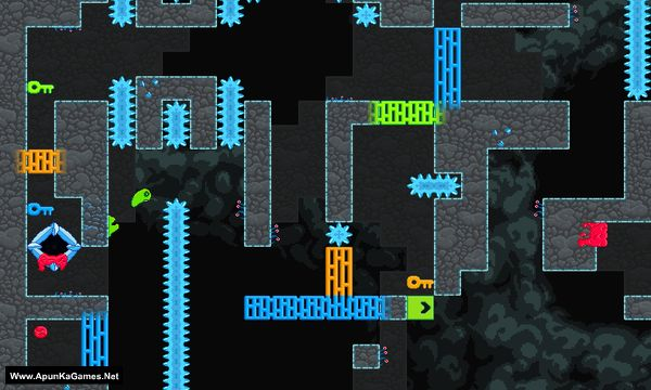 The True Slime King Screenshot 1, Full Version, PC Game, Download Free