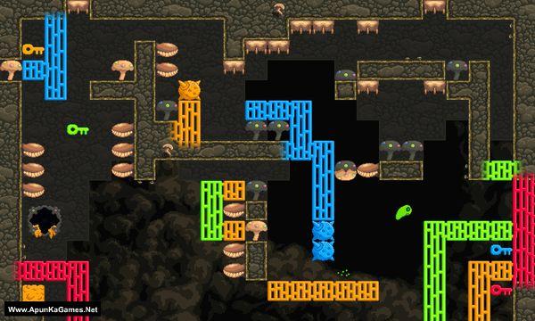 The True Slime King Screenshot 3, Full Version, PC Game, Download Free
