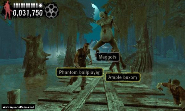 The Typing of The Dead: Overkill Screenshot 3, Full Version, PC Game, Download Free
