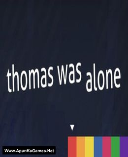 Thomas Was Alone Cover, Poster, Full Version, PC Game, Download Free