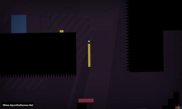 Thomas Was Alone Screenshot 2, Full Version, PC Game, Download Free