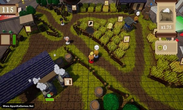 You Arrive in a Town Screenshot 1, Full Version, PC Game, Download Free