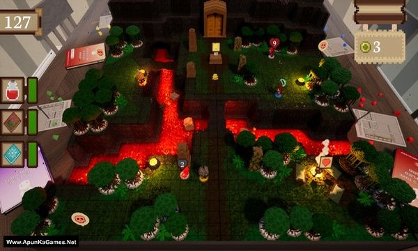You Arrive in a Town Screenshot 3, Full Version, PC Game, Download Free
