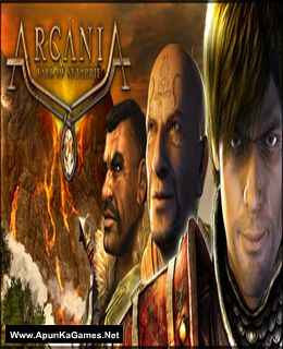 Arcania: Fall of Setarrif Cover, Poster, Full Version, PC Game, Download Free