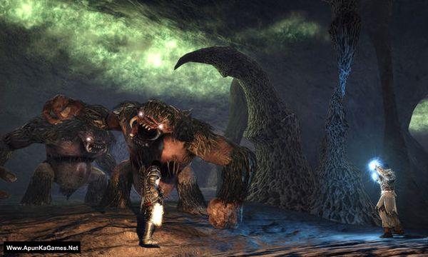 Arcania: Fall of Setarrif Screenshot 1, Full Version, PC Game, Download Free