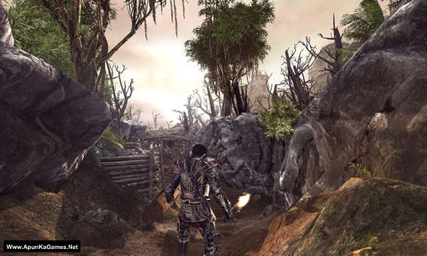 Arcania: Fall of Setarrif Screenshot 2, Full Version, PC Game, Download Free