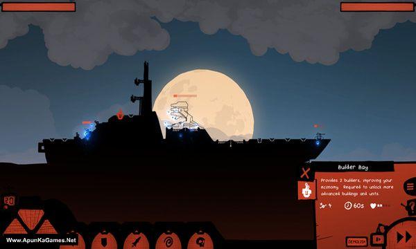 Battlecruisers Screenshot 1, Full Version, PC Game, Download Free