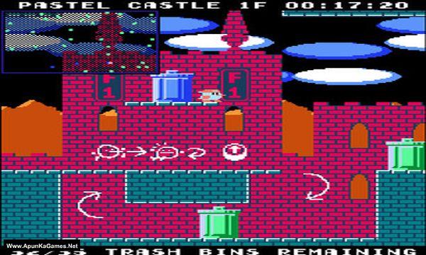 Binky's Trash Service Screenshot 2, Full Version, PC Game, Download Free