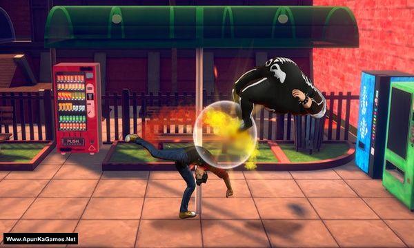 Cobra Kai: The Karate Kid Saga Continues Screenshot 3, Full Version, PC Game, Download Free
