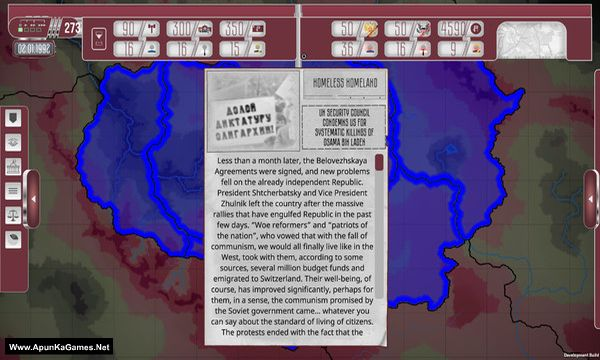 Collapse: A Political Simulator Screenshot 3, Full Version, PC Game, Download Free