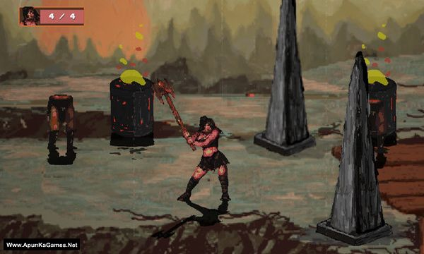 Cyberpunch Screenshot 2, Full Version, PC Game, Download Free