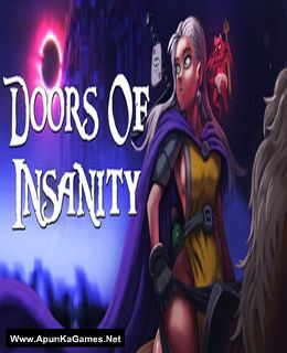 Doors of Insanity Cover, Poster, Full Version, PC Game, Download Free
