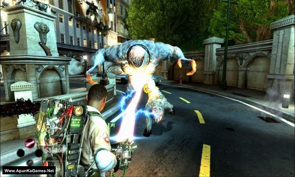 Ghostbusters: The Video Game Screenshot 1, Full Version, PC Game, Download Free
