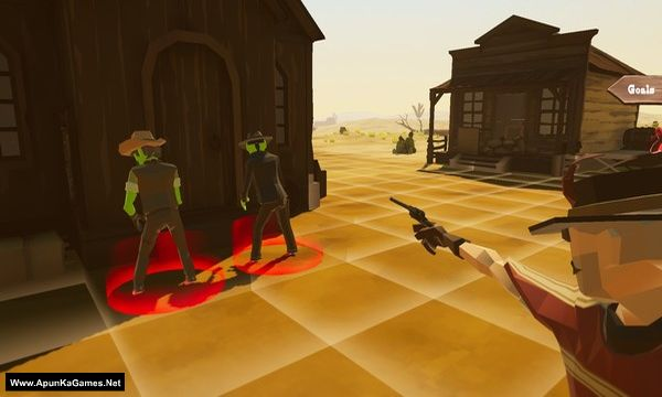 Gunslingers and Zombies Screenshot 2, Full Version, PC Game, Download Free