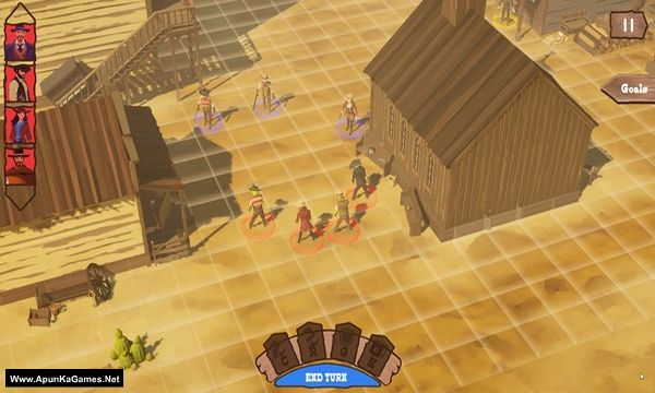 Gunslingers and Zombies Screenshot 3, Full Version, PC Game, Download Free