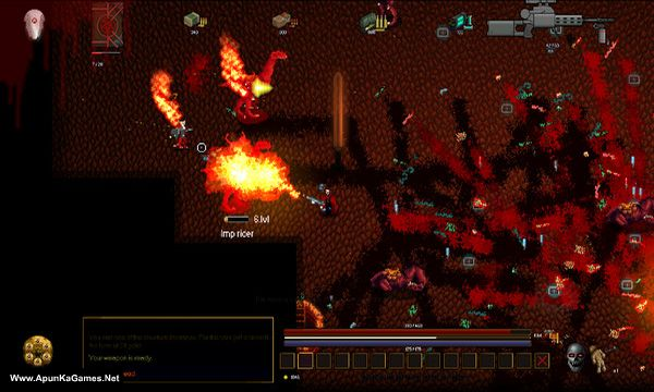 Hero of Not Our Time Screenshot 1, Full Version, PC Game, Download Free