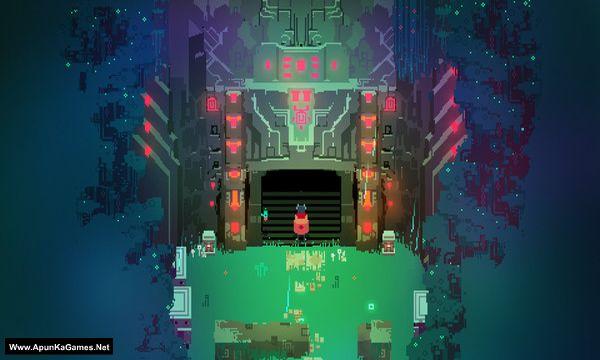 Hyper Light Drifter Screenshot 2, Full Version, PC Game, Download Free