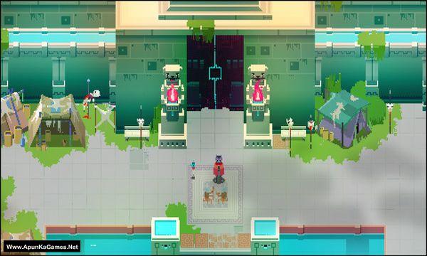 Hyper Light Drifter Screenshot 3, Full Version, PC Game, Download Free