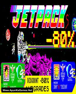 Jetpack Cover, Poster, Full Version, PC Game, Download Free