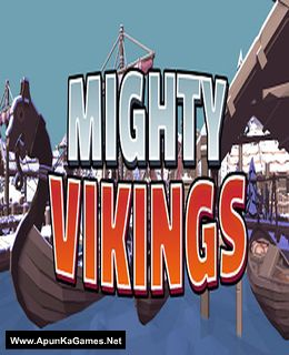 Mighty Vikings Cover, Poster, Full Version, PC Game, Download Free