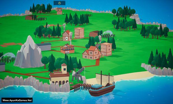 Mini Countries Screenshot 1, Full Version, PC Game, Download Free