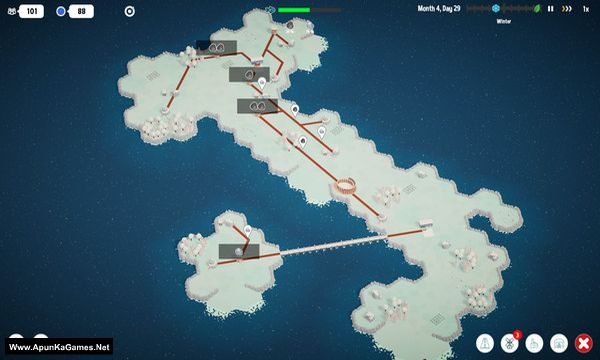 Mini Countries Screenshot 2, Full Version, PC Game, Download Free
