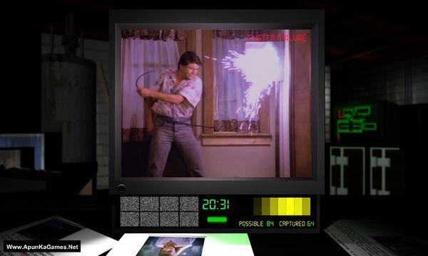 Night Trap: 25th Anniversary Edition Screenshot 1, Full Version, PC Game, Download Free