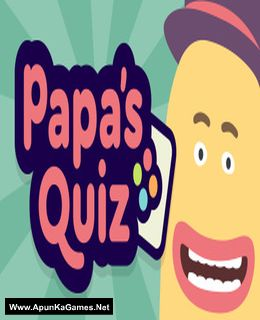 Papa's Quiz Cover, Poster, Full Version, PC Game, Download Free
