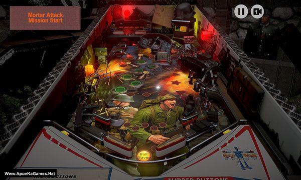 Retro Pinball Screenshot 1, Full Version, PC Game, Download Free