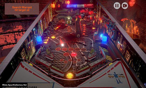 Retro Pinball Screenshot 2, Full Version, PC Game, Download Free