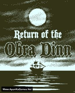 Return of the Obra Dinn Cover, Poster, Full Version, PC Game, Download Free