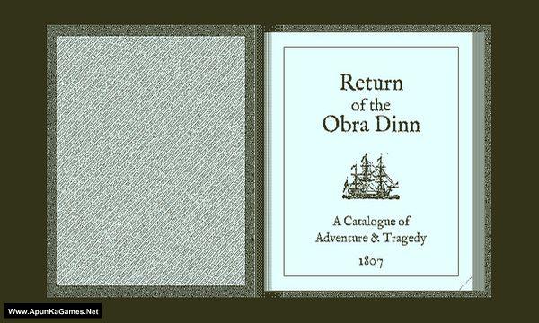 Return of the Obra Dinn Screenshot 2, Full Version, PC Game, Download Free