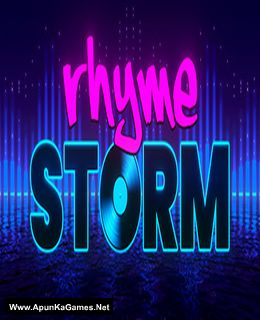 Rhyme Storm Cover, Poster, Full Version, PC Game, Download Free