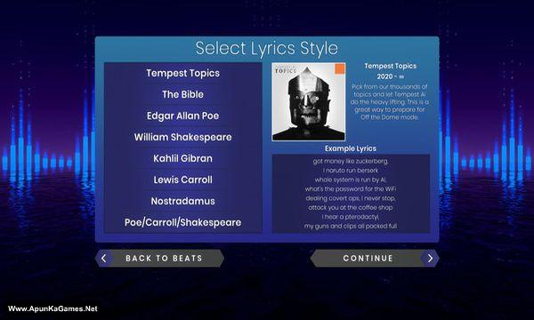 Rhyme Storm Screenshot 2, Full Version, PC Game, Download Free